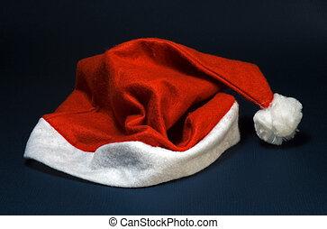 Claus, sombrero,  santa