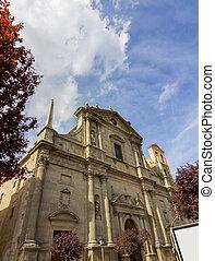 Church of la Compañia de Jesus, Alcala de Henares, Spain