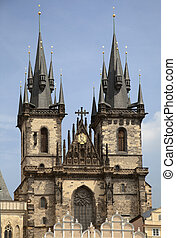 Church of Our Lady before Tyn, Prague - Church of Our Lady...