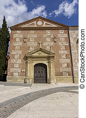 Oidor Church, Alcala de Henares, Spain