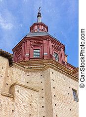 Church of Los Jesuitas, Alcala de Henares, Spain