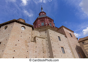 Church of Los Jesuitas, Alcala de Henares, Spain