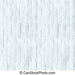 A white brick wall  background and texture.