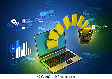 File folder transfer