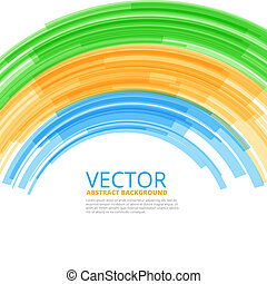 Colorful background mosaic design, vector illustration -...