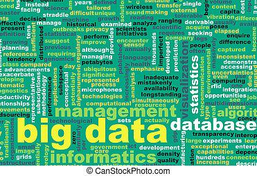 Big Data as a Technology Concept Overview Art