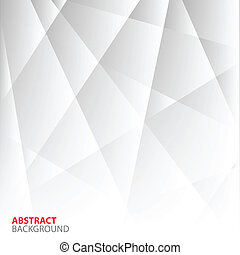 Abstract Grey Geometric Background Vector Illustration
