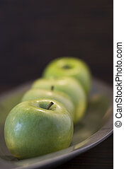 obst - apple