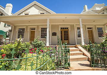 The Beehive House, Latter-Day Saints' Historic Residence in...