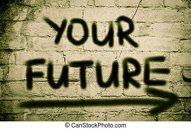 Your Future Concept