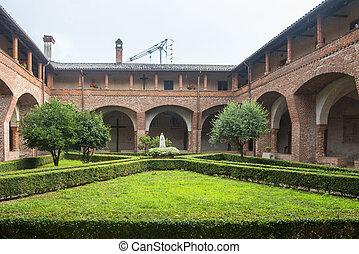 San Nazzaro Sesia (Novara), abbey - San Nazzaro Sesia...