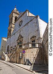 Cathedral of Assunta Minervino Murge Puglia Italy