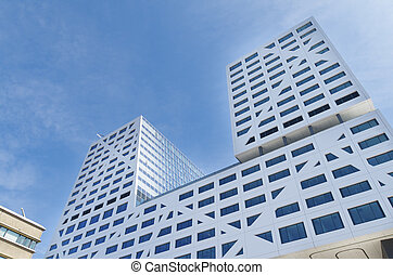 municipal office building in the netherlands - The new...