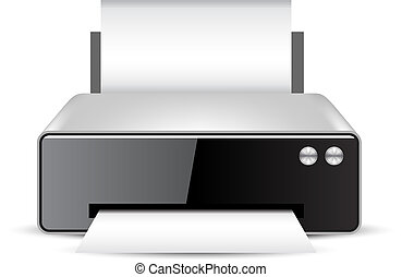 Printer - Vector printer icon