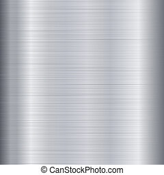 Brushed Metal Texture - Brushes metal aluminum texture