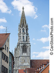 Muenster of Konstanz - The cathedral of Konstanz (Constance)...