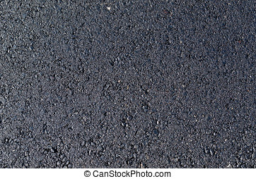 Asphalt - Recently applied asphalt. Background and texture...