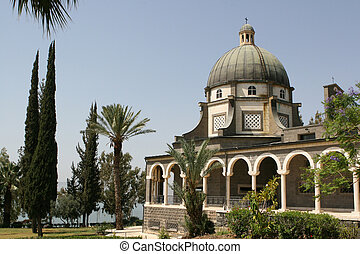 Church Of The Beatitudes - The Church Of The Beatitudes was...