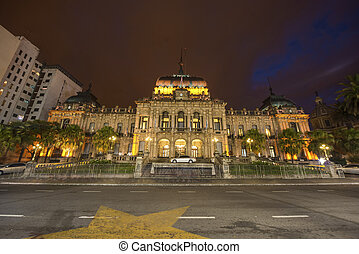 Government Palace in Tucuman, Argentina - Government Palace...