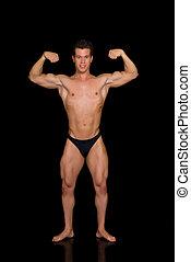 cuerpo, constructor, concurso, postura