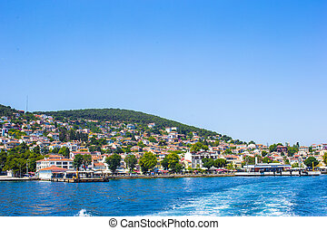 Prince islands Istanbul - Beautiful colorful Prince islands...
