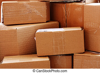 cardboard boxes - used cardboard boxes