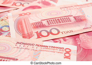 porslin,  Yuan, Närbild
