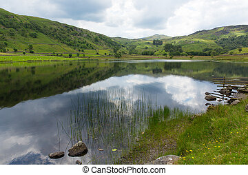 Watendlath Tarn Lake District uk - Watendlath Tarn Lake...