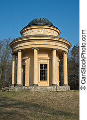 Classicist pavilion - The Great temple - Photo of Classicist...