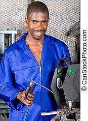 african welding specialist