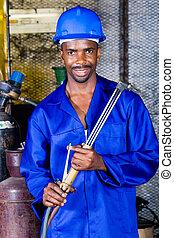 fábrica, trabajador