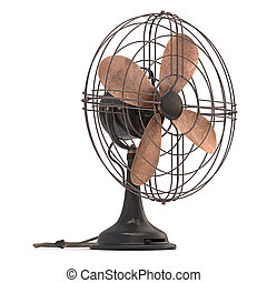 Old Antique Fan
