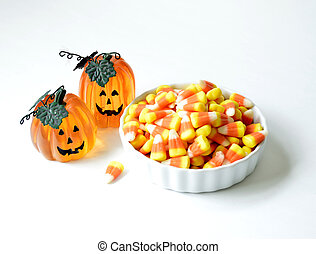 Halloween candy corn - Halloween candy corn orange delicious...