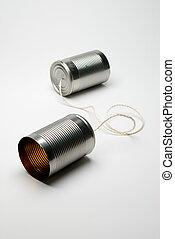 Tin can phone - Tin Can phone