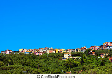 La Serra - Lerici Liguria Italy - La Serra typical Ligurian...
