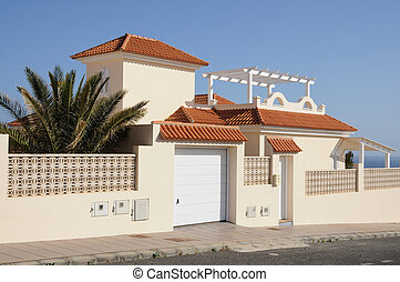 Vacation home on Canary Island Fuerteventura, Spain