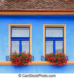 Windows, Obturadores, cierre, Arriba