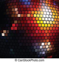 Disco background