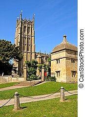 St James Church, Chipping Campden. - St James church,...