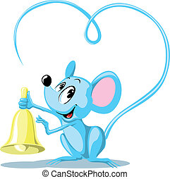 ringing mouse