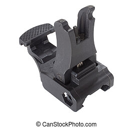 Collapsible sights - Front sights for an Ar-15 that can be...