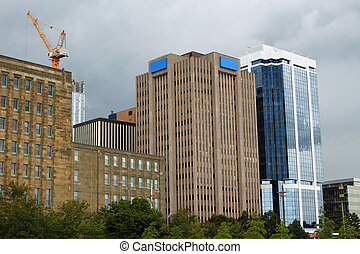 Halifax, Nova Scotia buildings - Office buildings in...