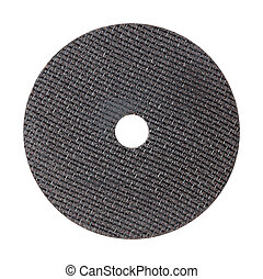 Metal cutting wheel - Close up 4 inch metal cutting wheel...