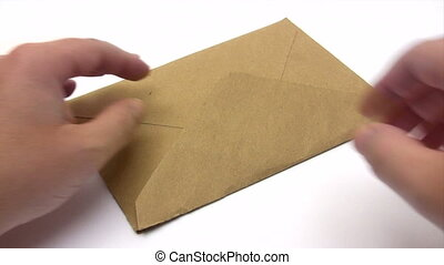 Receiving a Letter