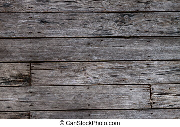 vintage floor wood texture - vintage old wooden background...