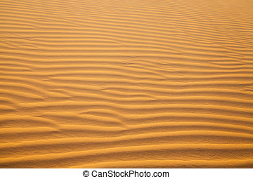 Sand texture at Phan Thiet , Binh T - Sand texture at Mui...