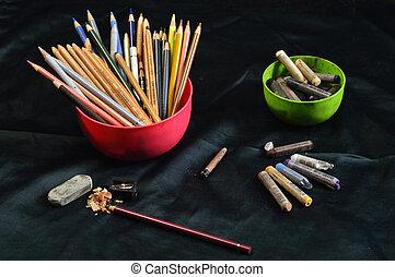 藝術, 工具