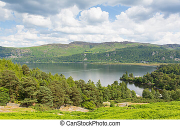 Brandelhow Bay Derwent The Lakes - Brandelhow Bay Derwent...