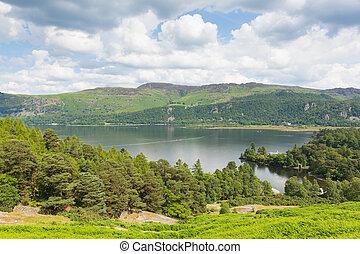 Brandelhow Bay Derwent The Lakes - Brandelhow Bay Derwent...