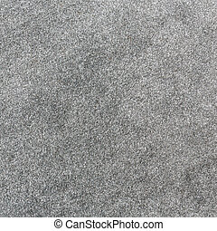 Gray color carpet texture - Close up old and dirty gray...